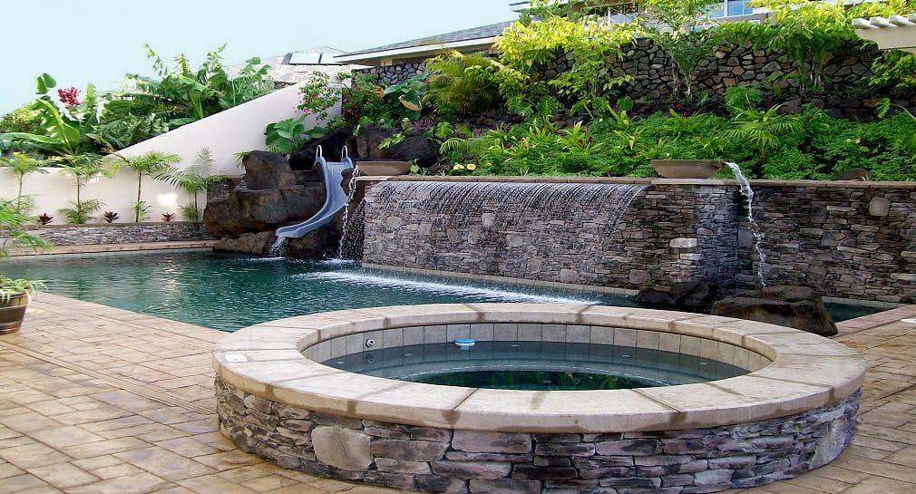 Peek performance pools spas for Pool design nashville