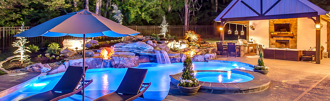 Peek pools and spas is thankful for their superb vendors for Pool design nashville